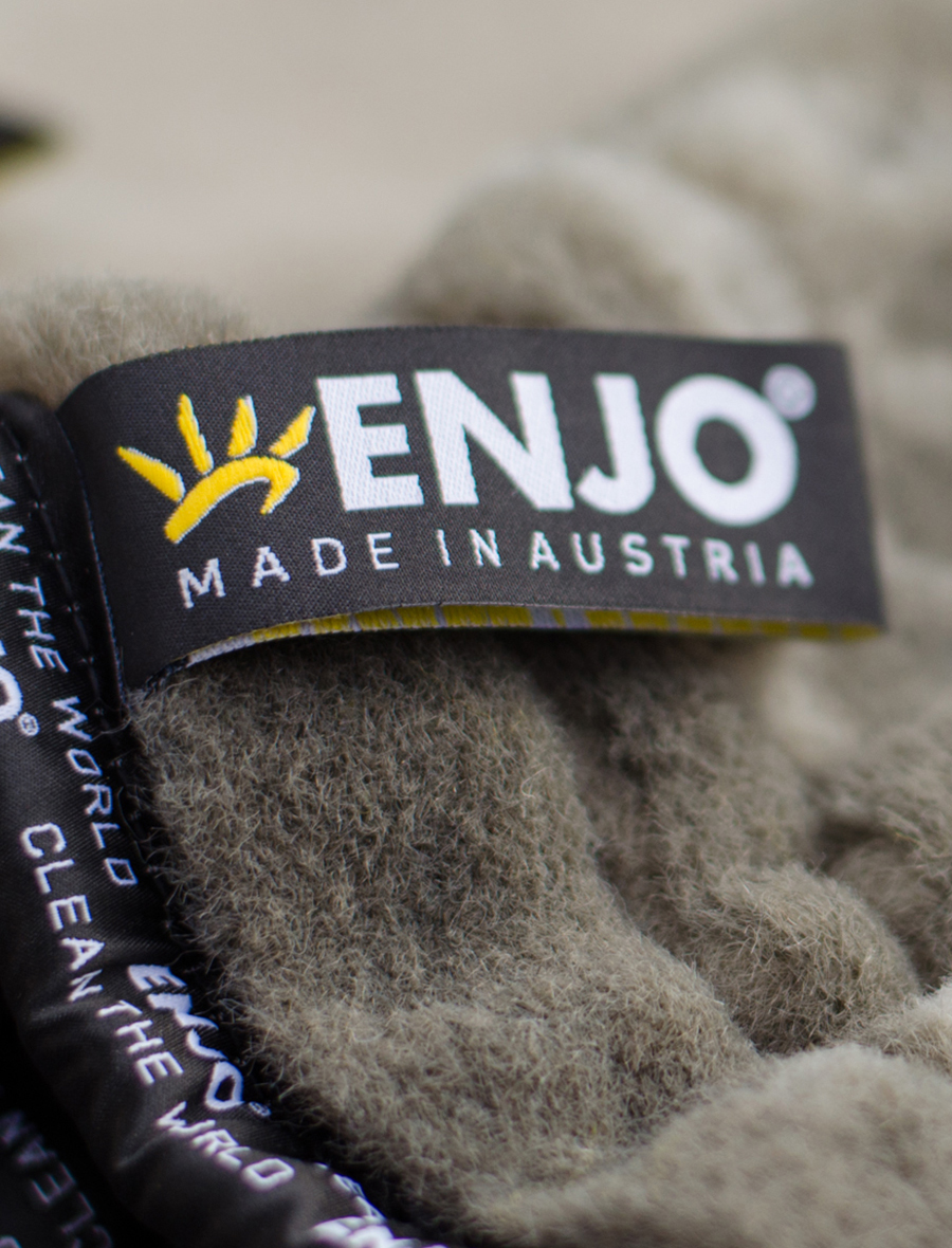 Cleanliness needs no chemicals - ENJO