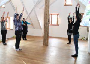 Yoga im Enjo Café