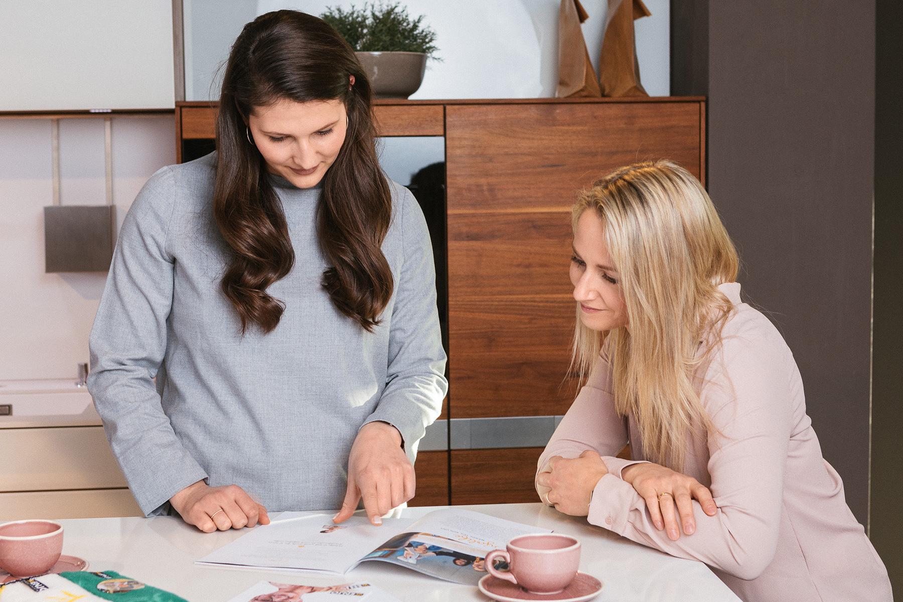 Werde Fachberaterin become ENJOpreneur job work Arbeit Verkauf