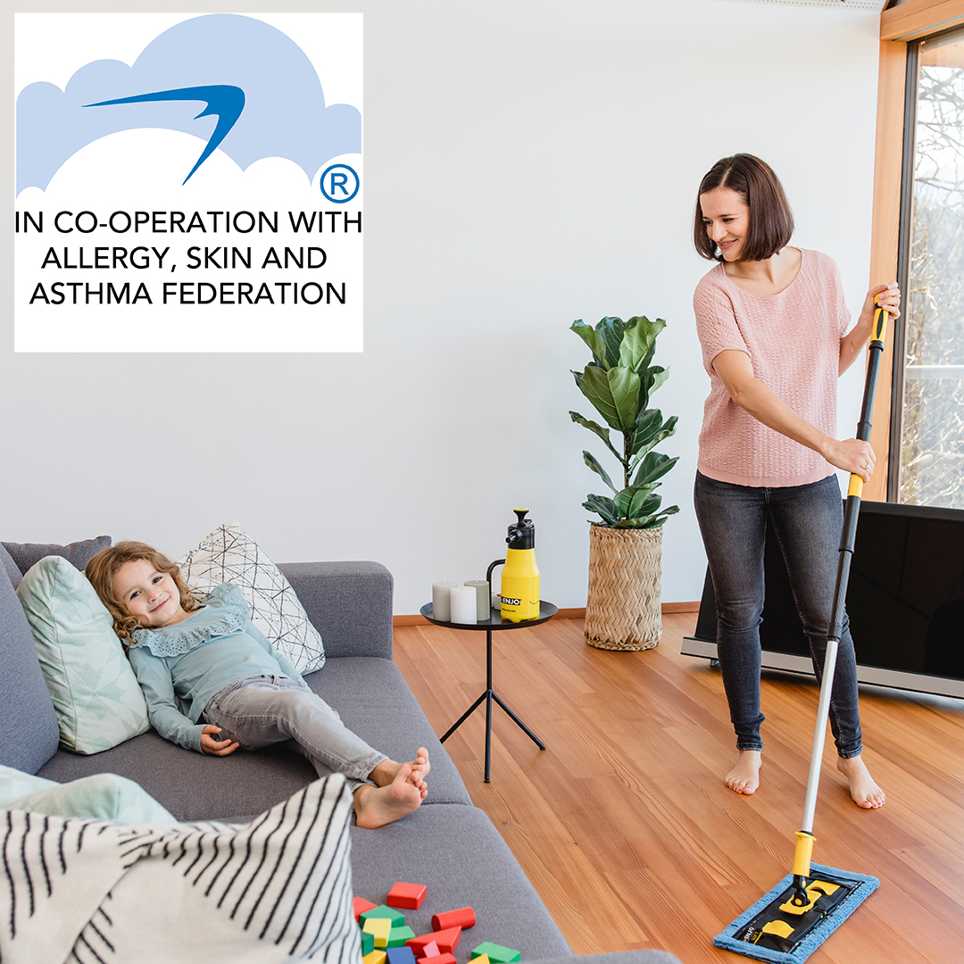 Asthma Federation ENJO products